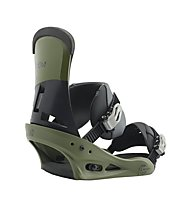 Burton Custom - Snowboard-Bindung, Green