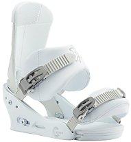 Burton Custom - Snowboard-Bindung, White
