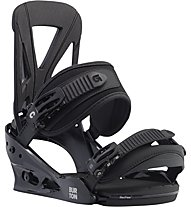 Burton Custom Re:Flex Snowboardbindung, Black