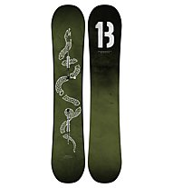 Burton Descendant - Snowboard All Mountain/Park, Green