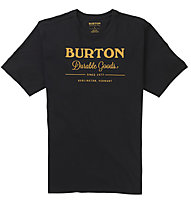 Burton Durable Goods - T-shirt - uomo, Black