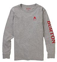 Burton Elite - Sweatshirt - Kinder, Grey