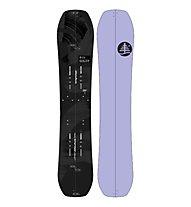 Burton Family Tree Hometown Splitboard - tavola da snowboard, Black/Purple