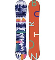 Burton Feather - tavola da snowboard - donna, Multicolor