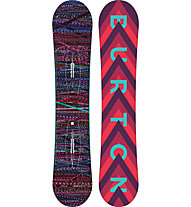 Burton Feather - Snowboard - Damen, Pink