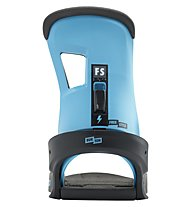 Burton Freestyle - attacchi snowboard, Blue
