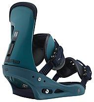 Burton Freestyle Re:Flex - attacchi snowboard - uomo, Blue