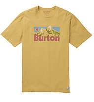 Burton Friston - T-shirt - uomo, Yellow