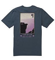 Burton Galehead - T-Shirt - Herren, Blue