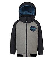Burton Minishred Gameday  - Snowboardjacke - Kinder, Grey