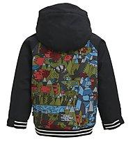 Burton Minishred Gameday  - Snowboardjacke - Kinder, Black/Red