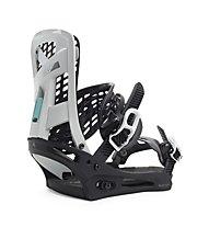 Burton Men's Genesis Re:Flex - Snowboard-Bindung - Herren, Black/Chalk