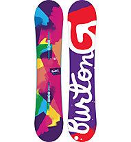 Burton Genie - tavola da snowboard - donna, Multicolor