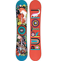 Burton Genie - Snowboard - Damen, Orange
