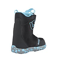 Burton Grom Boa - Snowboard-Schuh All Mountain - Kinder, Black