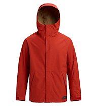 Burton Hilltop - giacca snowboard - uomo, Dark Red