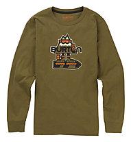 Burton Hobbes - Sweatshirt - Kinder, Green