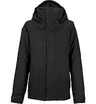 Burton Jet Set - giacca snowboard - donna, Black