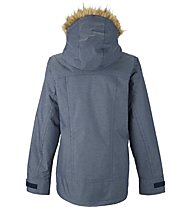 Burton Juliet Snowboardjacke Damen, Blue Denim