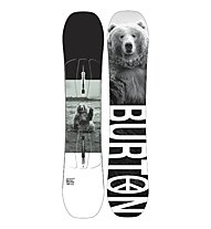 Burton Kid's Process Smalls - Snowboard - Kinder, White/Black