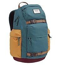 Burton Kilo Pack 27 L - zaino daypack, Green/Yellow