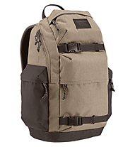 Burton Kilo Pack 27 L - zaino daypack, Beige/Brown