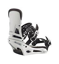 Burton Malavita - Snowboard-Bindung - Herren, White