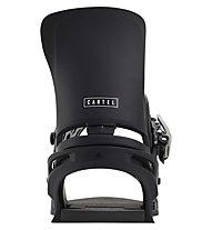 Burton Men's Cartel Re:Flex Binding - Snowboard-Bindung - Herren, Black