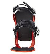 Burton Men's Cartel Re:Flex Binding - Snowboard-Bindung - Herren, Red