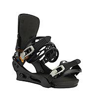 Burton Men's Cartel Re:Flex Binding - Snowboard-Bindung - Herren, Grey
