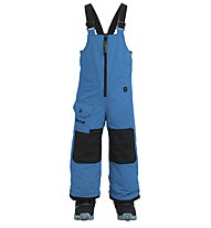 Burton Minishred Maven Bib - Snowboardhose - Kinder, Light Blue