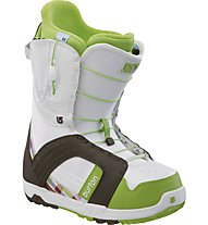 Burton Mint W's (2010/11), White/Brown/Green