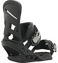 Burton Mission Re:Flex Attacchi Snowboard, Black