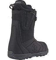 Burton Moto - scarponi da snowboard all mountain - uomo, Black