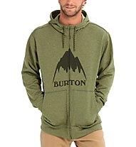 Burton Oak Full Zip Hoodie - Kapuzenjacke - Herren, Green