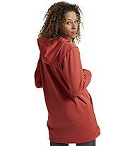 Burton Oak Long - Kapuzenpullover - Damen, Red