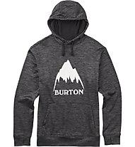Burton Oak Hoodie - Kapuzenpullover - Herren, Black