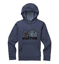 Burton Oak Hoodie - Kapuzenpullover - Kinder, Blue