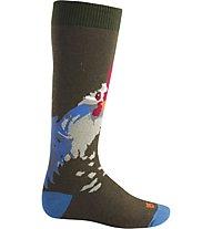 Burton Party Sock, Chicken