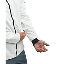 Burton Performance Crown Bonded - giacca con cappuccio - uomo, White