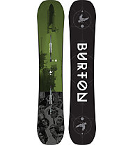 Burton Process - Snowboard All Mountain, Green