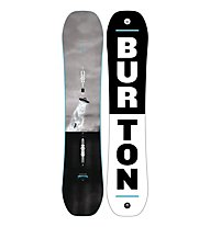 Burton Process Flying V - Snowboard All Mountain - Herren, Black/Grey