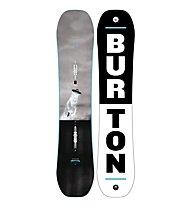 Burton Process FV Wide - tavola da snowboard - uomo, Black/Grey