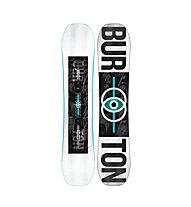 Burton Process Smalls - Snowboard Park u. All Mountain - Kinder, White