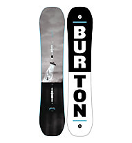 Burton Process Smalls - Snowboard Park u. All Mountain - Kinder, Black/Grey
