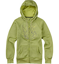Burton Quartz Full-Zip donna, High Rise Heather