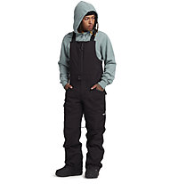 Burton Reserve Bib - pantaloni snowboard - uomo, Black