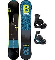 Burton Set Snowboard Ripcord Wide + Snowboard-Bindung