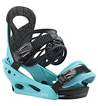 Burton Smalls - Snowboard-Bindung - Kinder, Blue