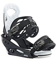 Burton Smalls - Snowboard-Bindung - Kinder, Black